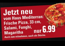 Mediteran Pizza 300