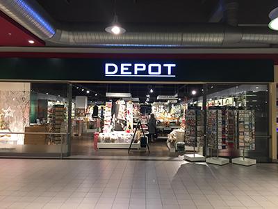 Depot Hirschcenteraachen